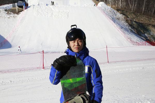 冬奥改变人生 崇礼滑雪教练的幸福蜕变