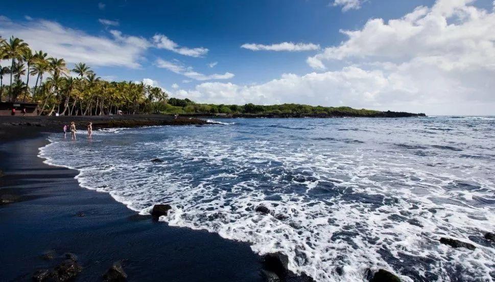 别的海岛都是草莓味 夏威夷是火锅味!