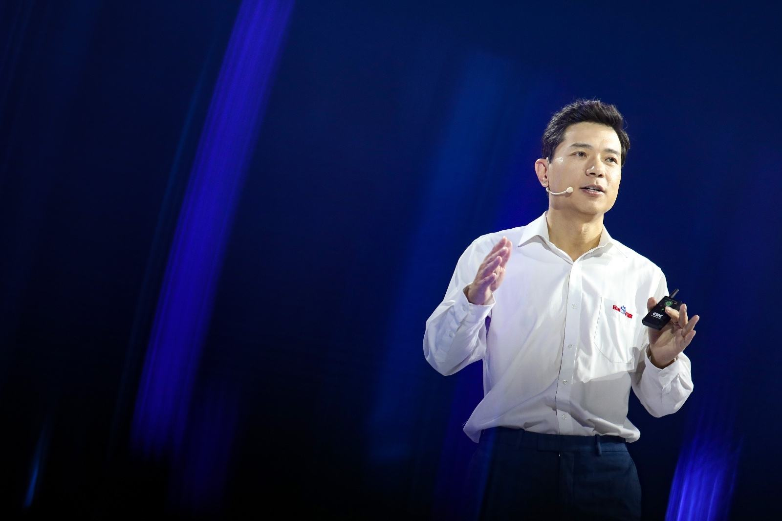 政协委员李彦宏:中国互联网人口红利已没有了