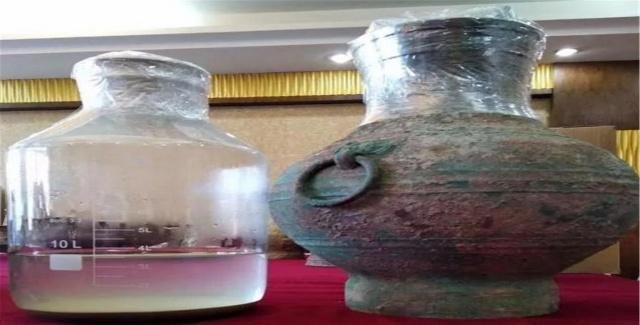 西汉古墓挖出仙药 热点 热图7