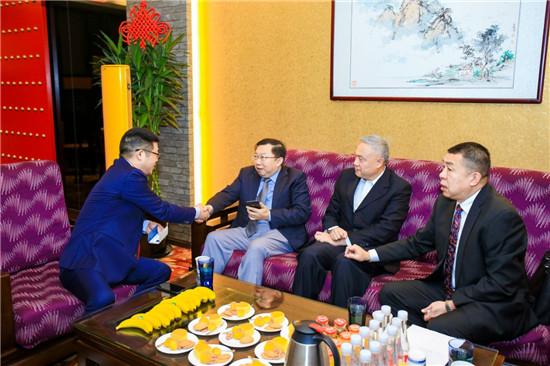 """""""一带一路""""先行者!九牧引领中国建材家居产业扬帆出海"""