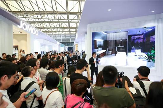 国货高端品牌九牧携手科技巨头华为,开启智慧家居新时代