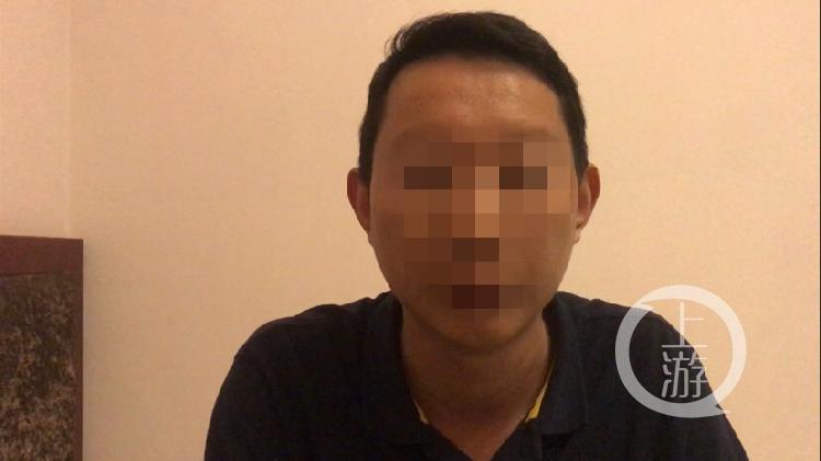 遇难者家属找到上游新闻记者述说情况_副本.jpg