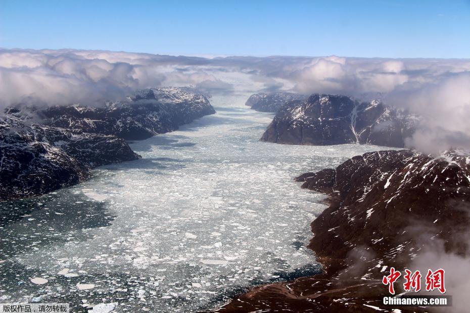 世界最大岛屿出现异常高温(格陵兰岛)