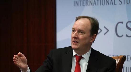 凯文・沃尔夫(图自美国战略与国际研究中心网站)