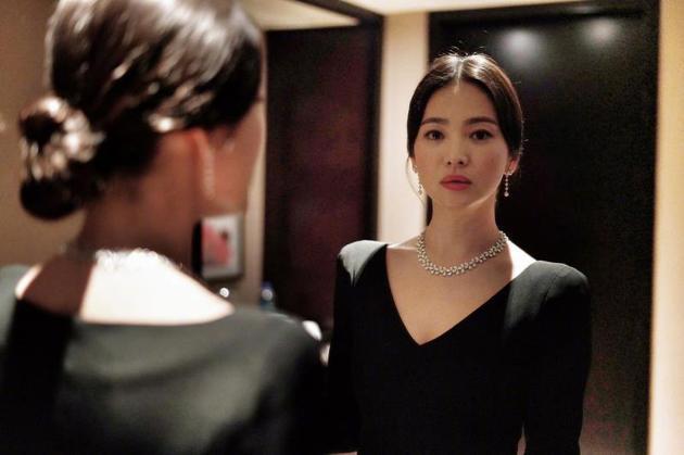 宋慧乔离婚后重心将转中国?曾透露将演更多中国片