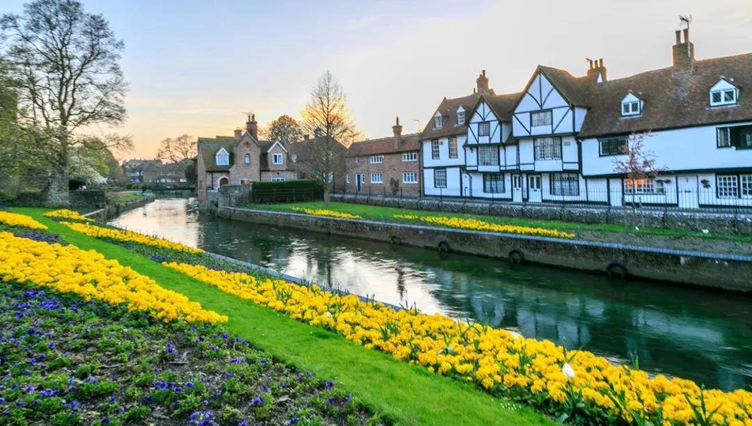 """被称为""""伦敦的后花园"""" 坎特伯雷藏着最地道的英国!"""