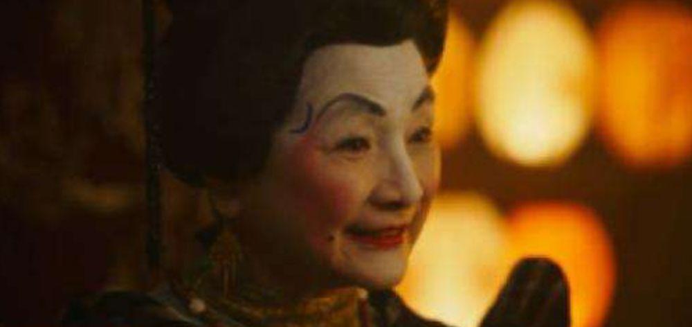 """""""香港影坛一姐""""在娱乐圈消失的20年"""