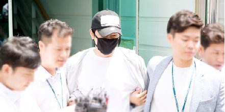 姜至奂承认性侵猥亵 签约两个月遭经纪公司开除
