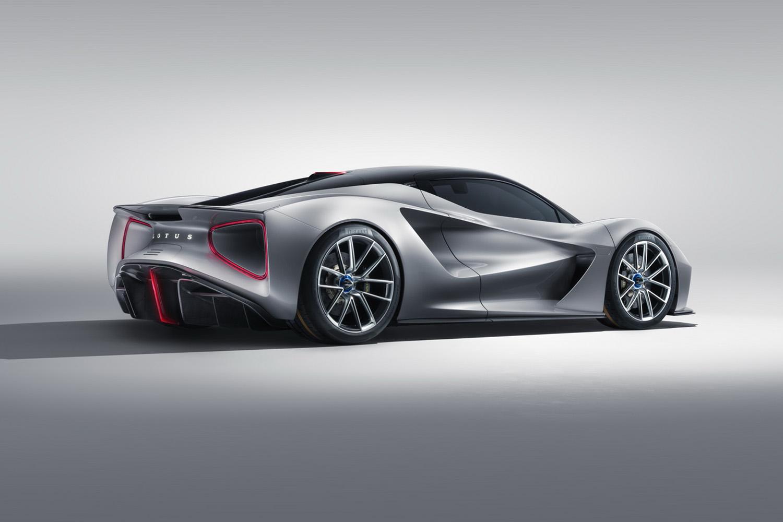 路特斯推2000匹电动式跑车 170万起售限定130辆