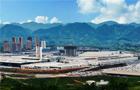 合川天顶工业园区。