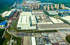 天顶工业区位于合川区东南部的土场、清平镇境内。规划面积21平方公里,其中工业用地12平方公里。