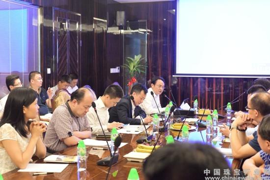 领跑行业标准化发展 助推产业转型升级_中国珠