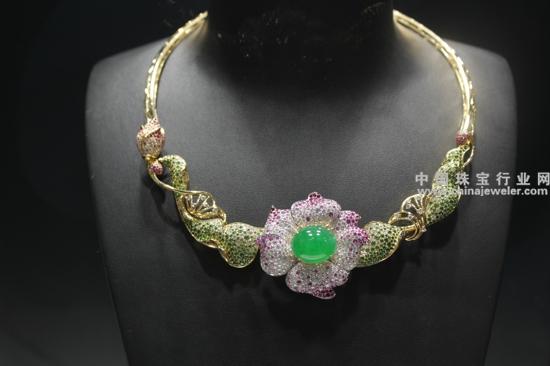 创意手工制作珠宝