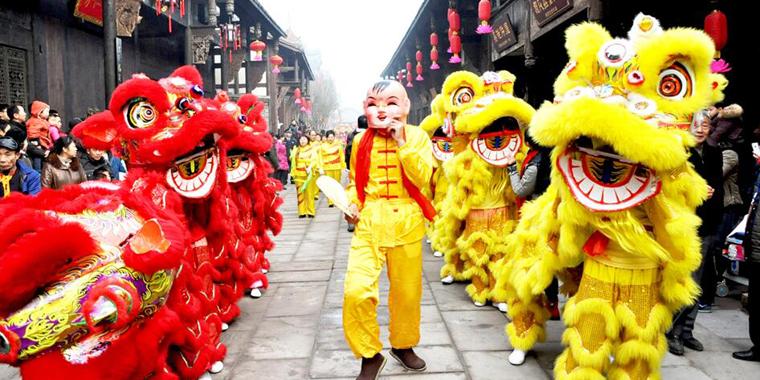 双江古镇民俗文化节