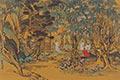 色彩与心境的辩局——当代中国青绿山水画作品邀请展