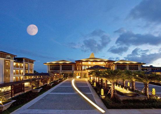 度假,我最爱万宁石梅湾艾美酒店!