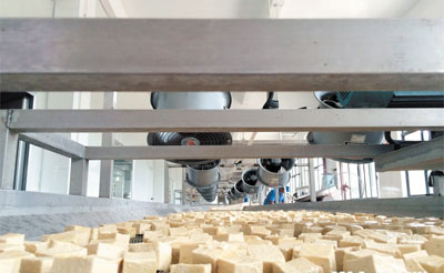 """长沙加强对豆制品生产监管 共取缔地下黑作坊59家"""""""
