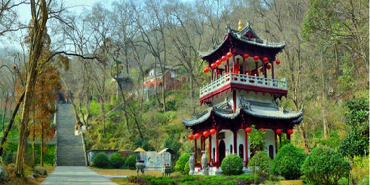 龙蟠河公园