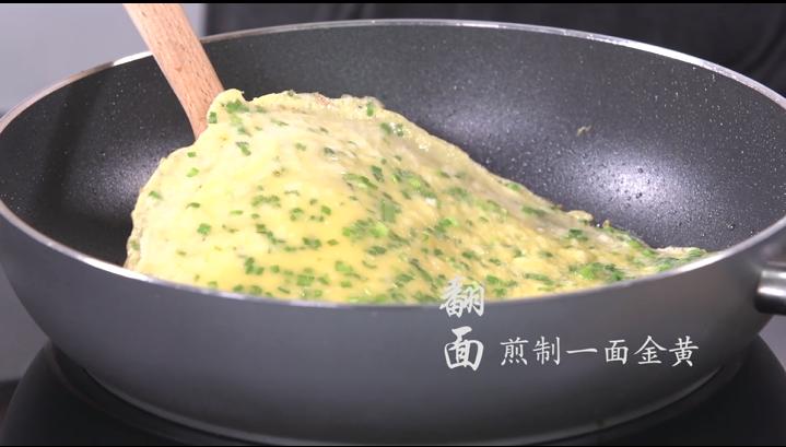韭菜鸡蛋卷 - 野郎中 - 太和堂