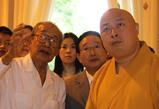 国宗局陈宗荣副局长率团拜访柬埔寨两大宗派僧王 受到热情接待