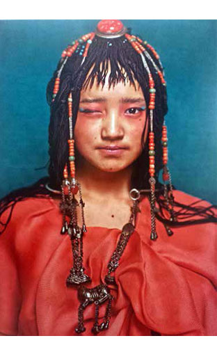 陈漫《中国十二色之胭脂》