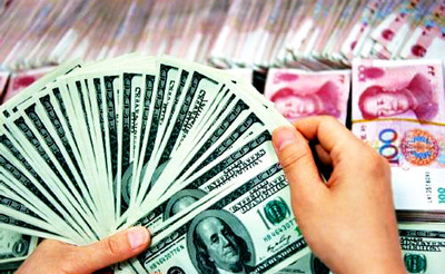 美媒:人民币汇率刷6年新低 但全球市场保持淡定