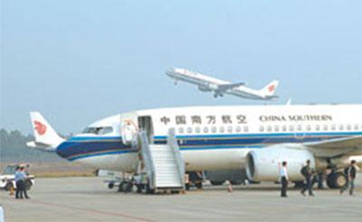 黄花机场年吞吐量破两千万人 跨入大型机场行列