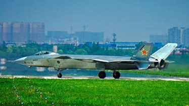 歼-20新机型曝光 1年或量产18架引美日关注