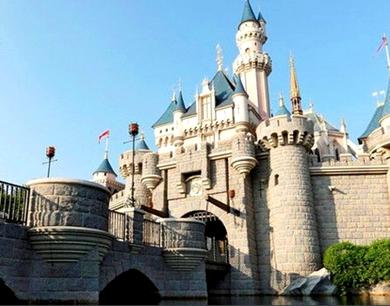 """上海迪士尼是怎样的""""文明考场"""""""