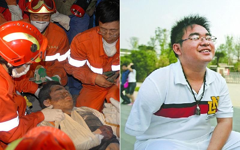 汶川地震新闻人物今何在 有人已沦为阶下囚