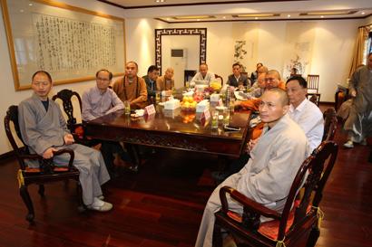 妙生老和尚圆寂十周年纪念活动在常熟兴福寺举行
