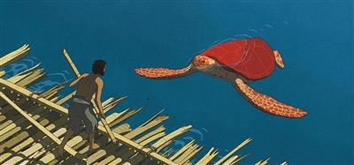 宫崎骏隐退后工作室曝首部作品 《红海龟》还像吉卜力吗?