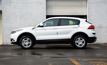 老外都竖大拇指的自主SUV 仅售13.99万性价比极高