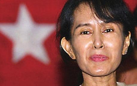曝缅甸从朝鲜引进核武器?昂山未否认