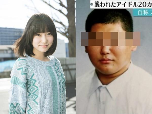 日本女星被刺20多刀 嫌犯身份及照片曝光(图)