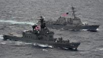 美日南海围堵中国 不敢叫板解放军?