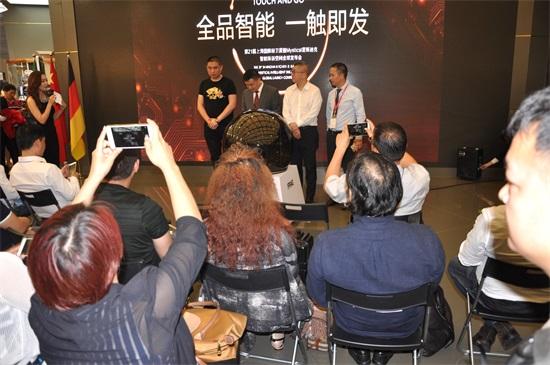 2016上海厨卫展丨站得高看得远 对话福瑞智能卫浴张海锋