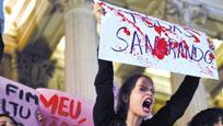"""巴西少女疑遭33人轮奸 嫌犯将视频上传""""炫耀"""""""