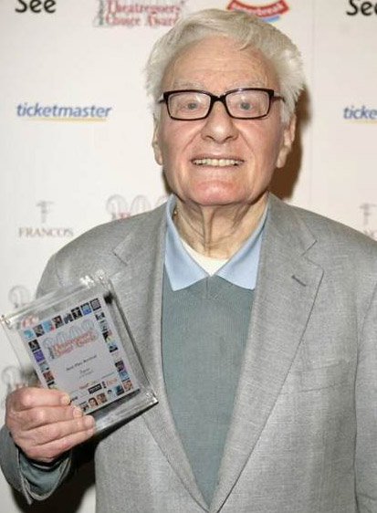 90岁剧作家彼得·谢弗去世 作品曾夺8项奥斯卡奖【星看点】