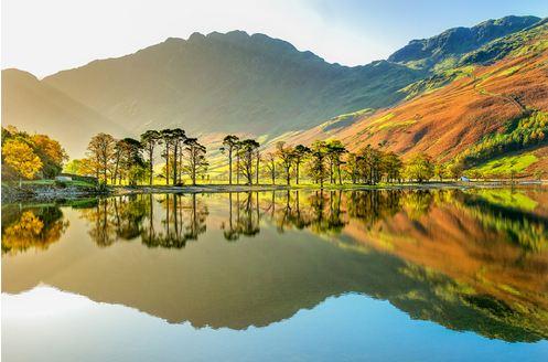 湖区 为什么说它代表着英格兰的灵魂?_凤凰旅