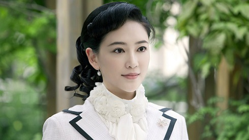 《东方战场》热播 应采儿饰赵四小姐获好评