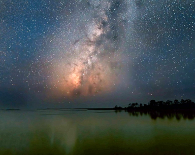迷人星际景观 如梦如幻