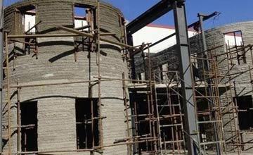 北京45天3D打印400平米别墅 抗8级地震