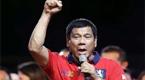 菲律宾新总统上任即刻