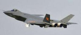 官媒曝三架歼-20聚集 一细节显示中国胜美国