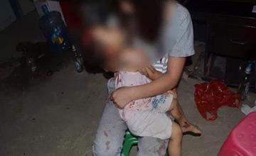 父亲开车疏忽 将2岁女童碾压死亡