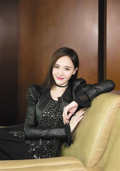 """【有意思】唐嫣自曝当年考中戏,父亲竟说是""""白日做梦"""""""