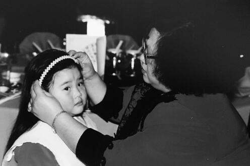 """【有意思】沈殿霞71岁冥诞 郑欣宜""""给妈妈的道歉信""""引泪崩"""