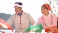 年轻时的赵本山和宋丹丹唱二人转,小调唱的真见功底